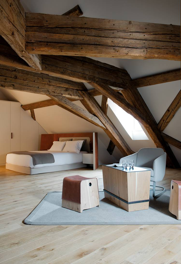 les haras strasbourg voyages hotels de luxe spas destinations de reve hotel lodge magazine. Black Bedroom Furniture Sets. Home Design Ideas