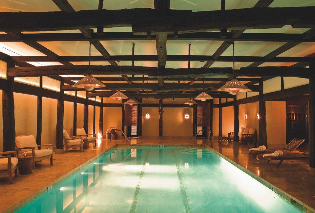 The greenwich new york voyages hotels de luxe spas for Destination spas near nyc