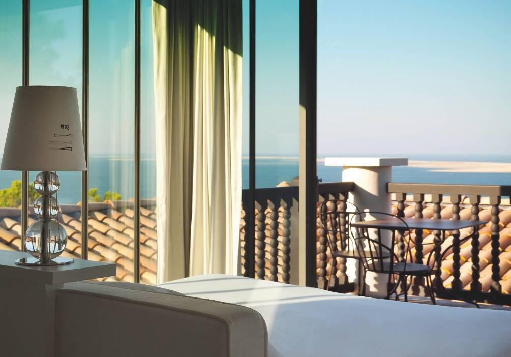 photo hotel de luxe pyla