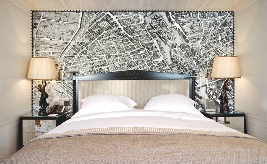 Le San Regis Paris Voyages Hotels De Luxe Spas