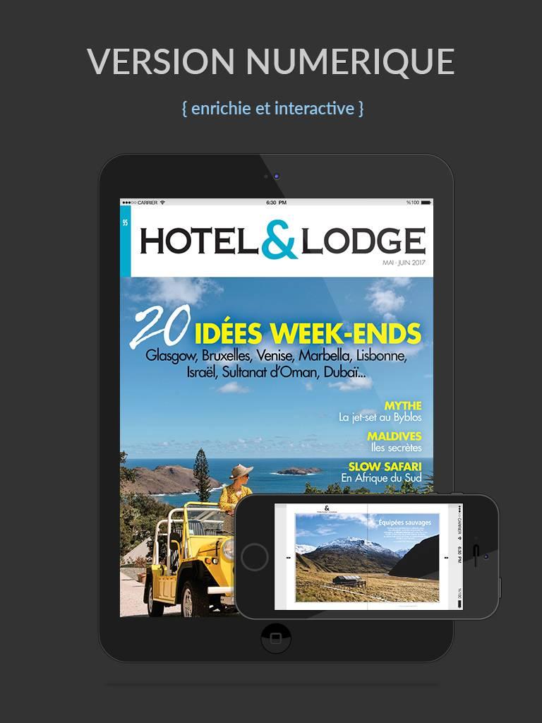 Hotel et Lodge  Numérique