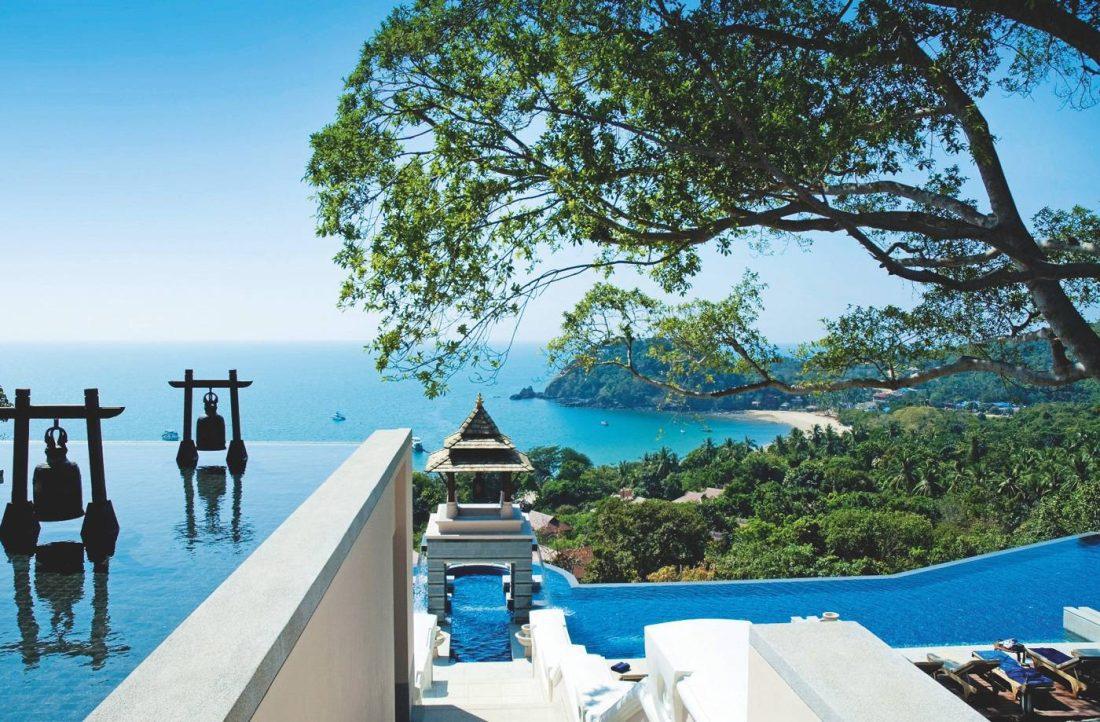 plus pr s des toiles en thailande voyages hotels de luxe spas destinations de reve hotel. Black Bedroom Furniture Sets. Home Design Ideas