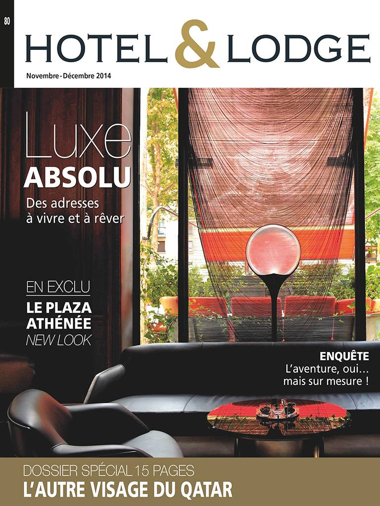 Hotel & Lodge Numero 80 Couverture