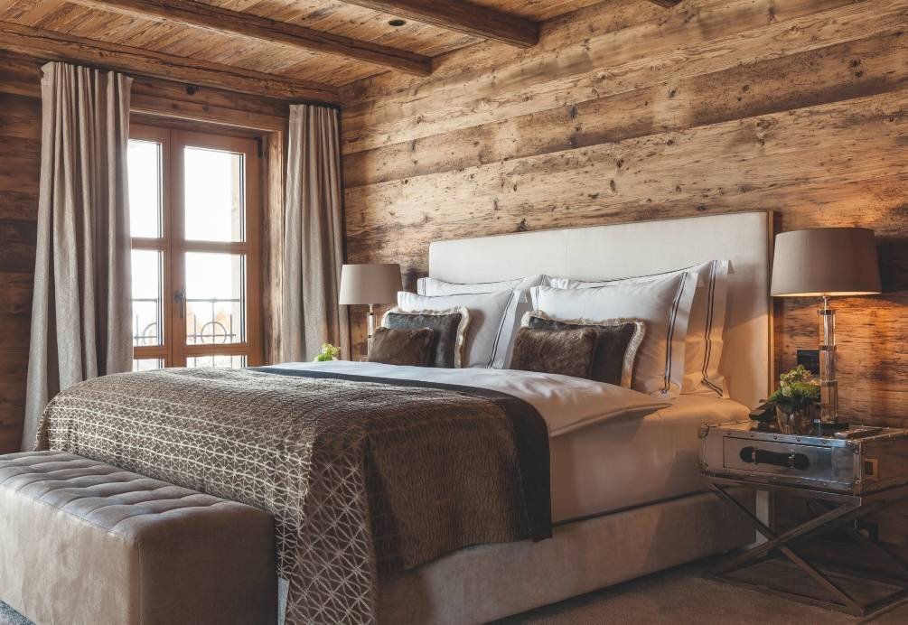 location chalet de luxe en autriche chalet n a lech voyages hotels de luxe spas. Black Bedroom Furniture Sets. Home Design Ideas