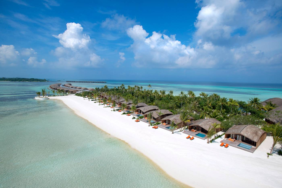 Club med maldives voyages hotels de luxe spas - Hotel luxe avec energie solaire finolhu villas aux maldives ...