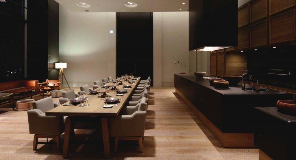 Ultra urbain andaz tokyo voyages hotels de luxe spas for Design hotels 2015