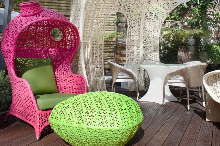 L Hotel Atala Et Son Jardin D Eden Voyages Hotels De