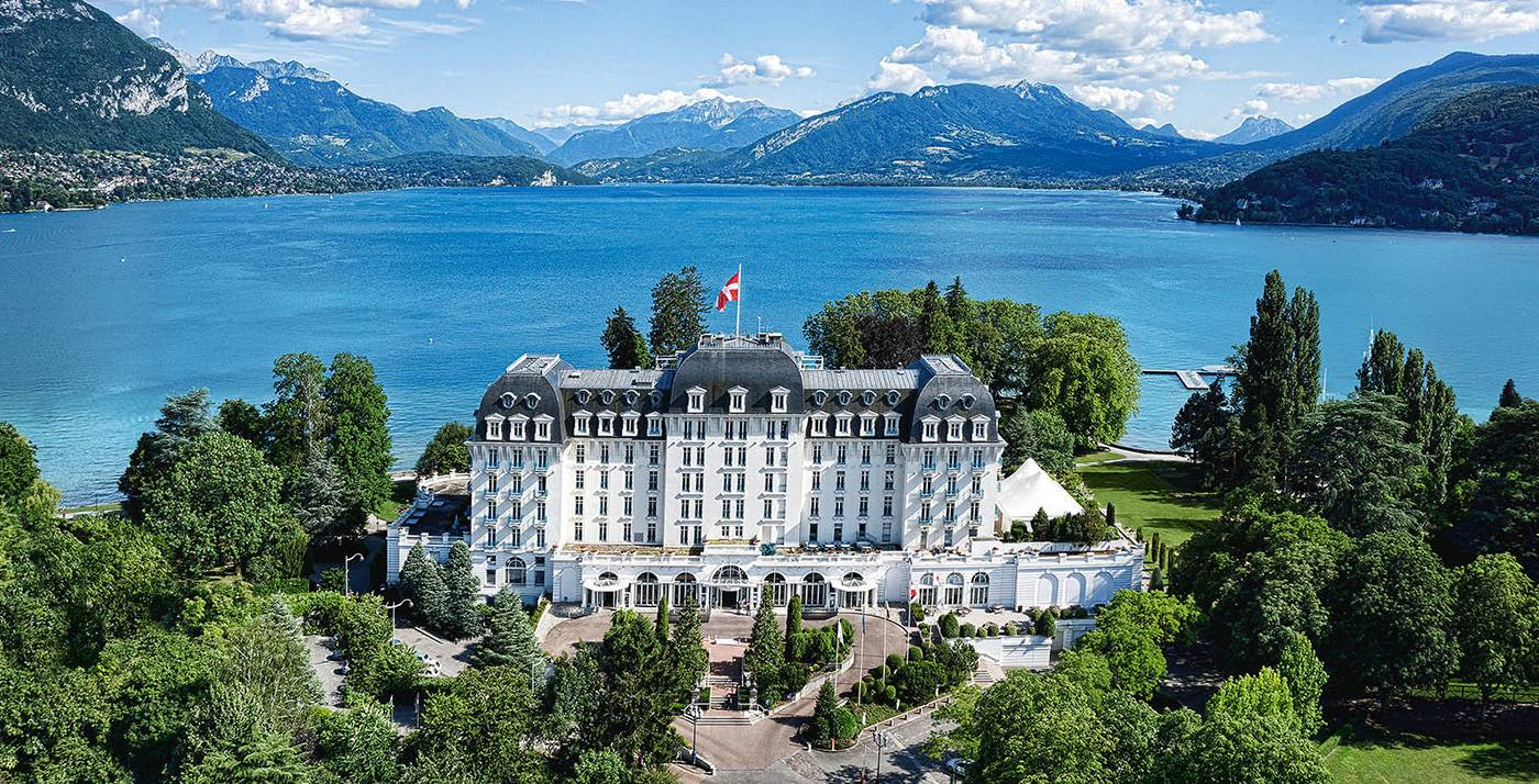 Hotels Annecy France