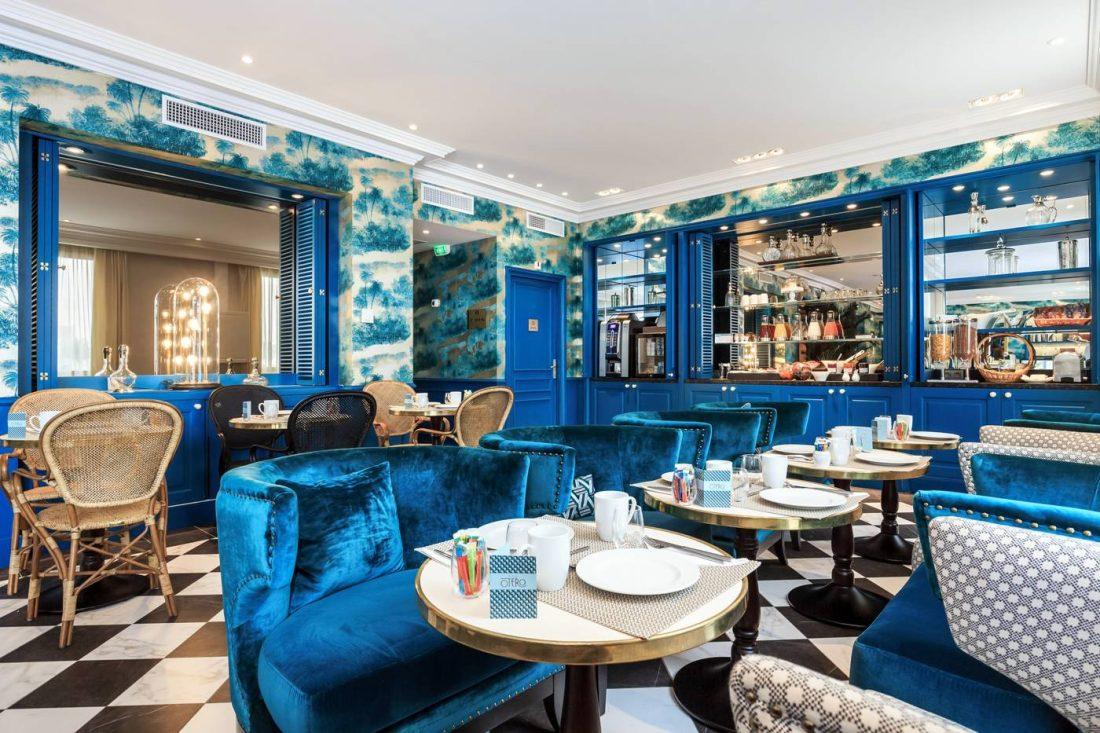 Villa ot ro nouveau boutique h tel nice voyages for Boutique nice hotels