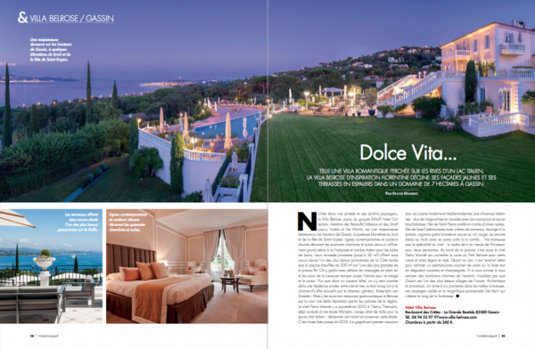 Hotel et Lodge Magazine 90 double page preview _03