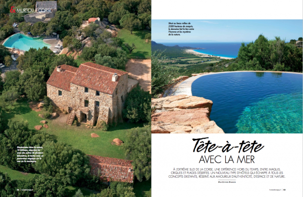 Hotel et Lodge Magazine 90 double page preview _04