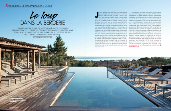 Hotel et Lodge Magazine 90 double page preview _06