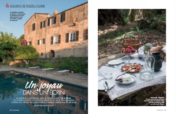 Hotel et Lodge Magazine 90 double page preview _07