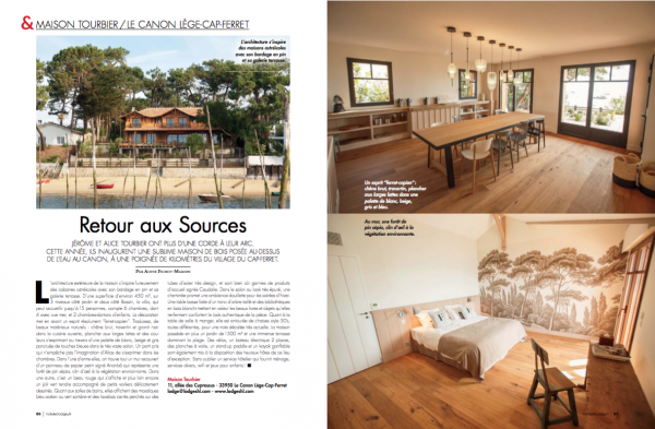 Hotel et Lodge Magazine 90 double page preview _08