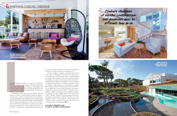 Hotel et Lodge Magazine 90 double page preview _11