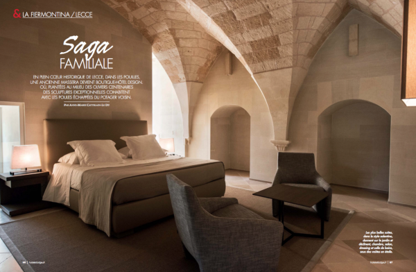 Hotel et Lodge Magazine 90 double page preview _12