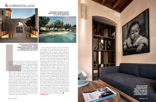 Hotel et Lodge Magazine 90 double page preview _13