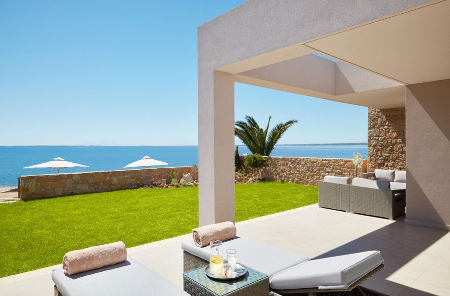Deluxe-Two-Bedroom-Bungalow-Suite-Beachfront-Ikos-Olivia-Terrace
