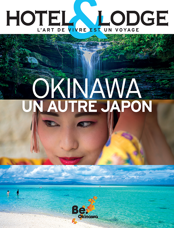 HOTEL&LODGE 106 TAP OKINAWA 2019 Couve