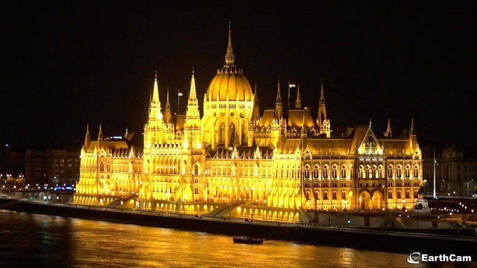 Live 24/7 Earth Cam Budapest, Hongrie